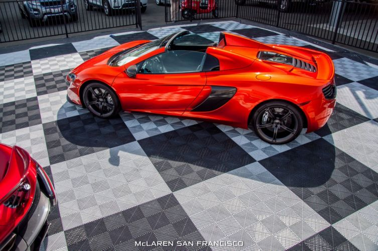 12c 2014 650s Spider McLaren Supercar wallpaper