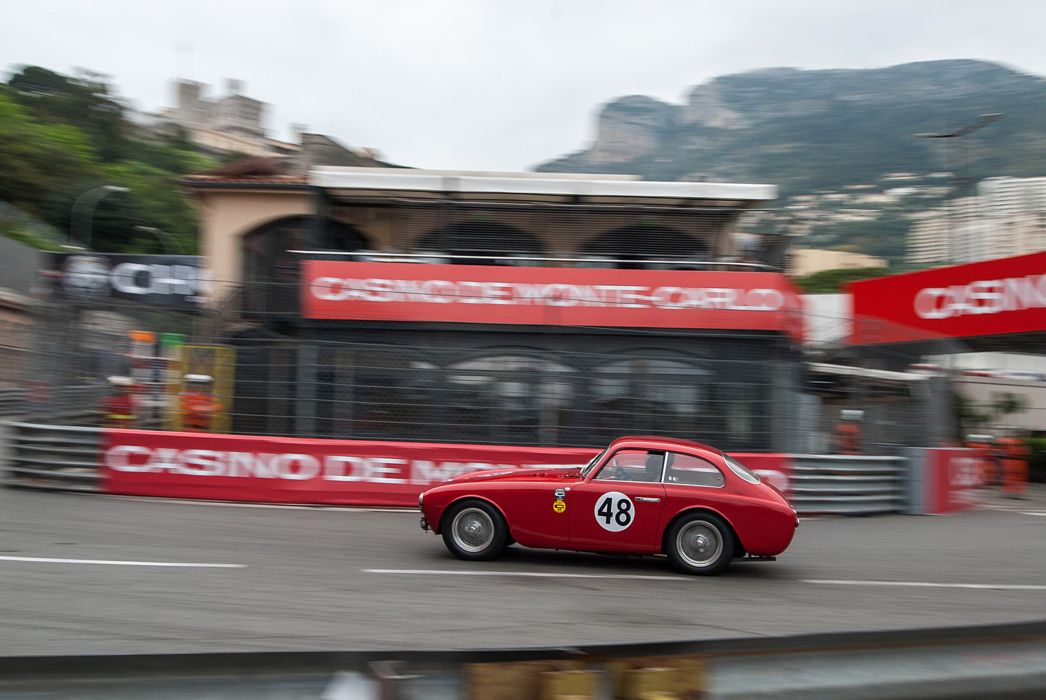 Race Car Supercar Racing Classic Retro wallpaper
