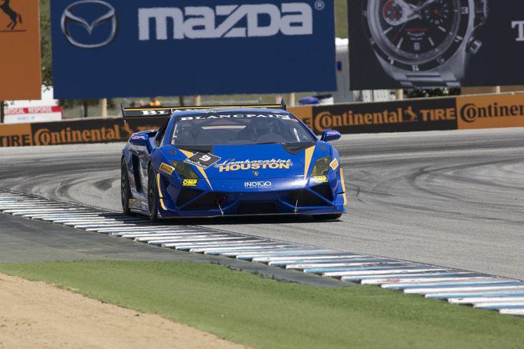 Race Car Supercar Racing Lamborghini Houston Rick Ware Racing Lamborghini Gallardo LP570-4 Super Trofeo 4000x2667 wallpaper