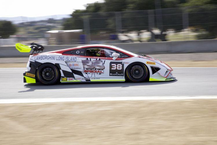 Race Car Supercar Racing Lamborghini Long Island RWR Racing Lamborghini Gallardo LP570-4 Super Trofeo 4000x2667 wallpaper