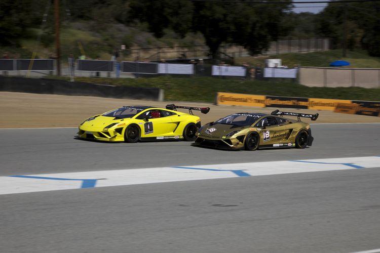 Race Car Supercar Racing Lamborghini Miami DragonSpeed Lamborghini Gallardo LP570-4 Super Trofeo 2 4000x2667 wallpaper