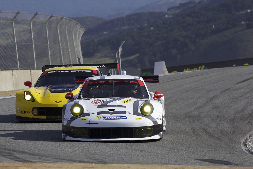 Race Car Supercar Racing Porsche North America Porsche 911 RSR 2 4000x2667 wallpaper