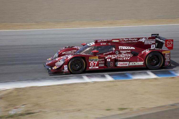 Race Car Supercar Racing SpeedSource Mazda Prototype 2 4000x2667 wallpaper