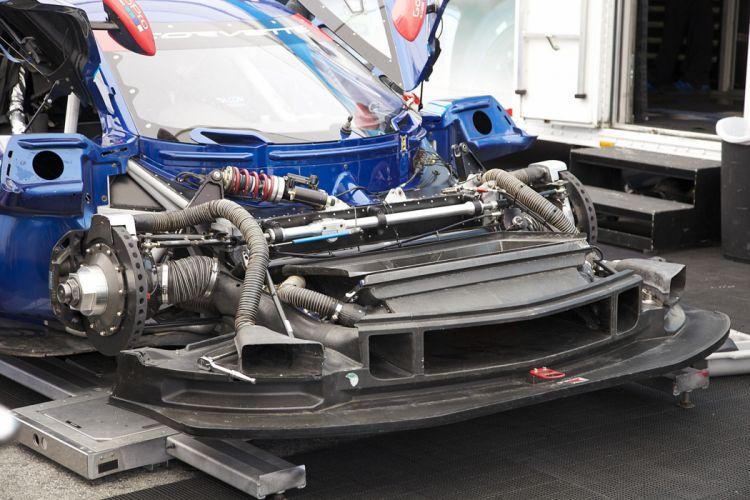 Race Car Supercar Racing Spirit of Daytona Chevrolet Corvette Daytona Prototype 3 4000x2667 wallpaper