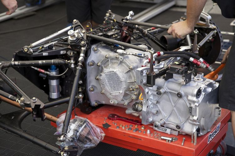 Race Car Supercar Racing Spirit of Daytona Chevrolet Corvette Daytona Prototype Mechanics 4000x2667 wallpaper