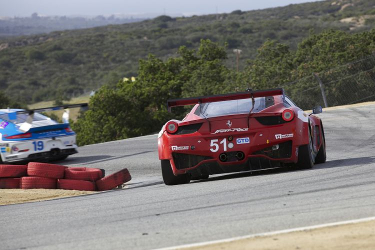 Race Car Supercar Racing Spirit of Race Ferrari 458 Grand-Am 4000x2667 wallpaper