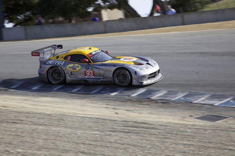 Race Car Supercar Racing SRT Motorsports SRT Viper GTS-R 3 4000x2667 wallpaper