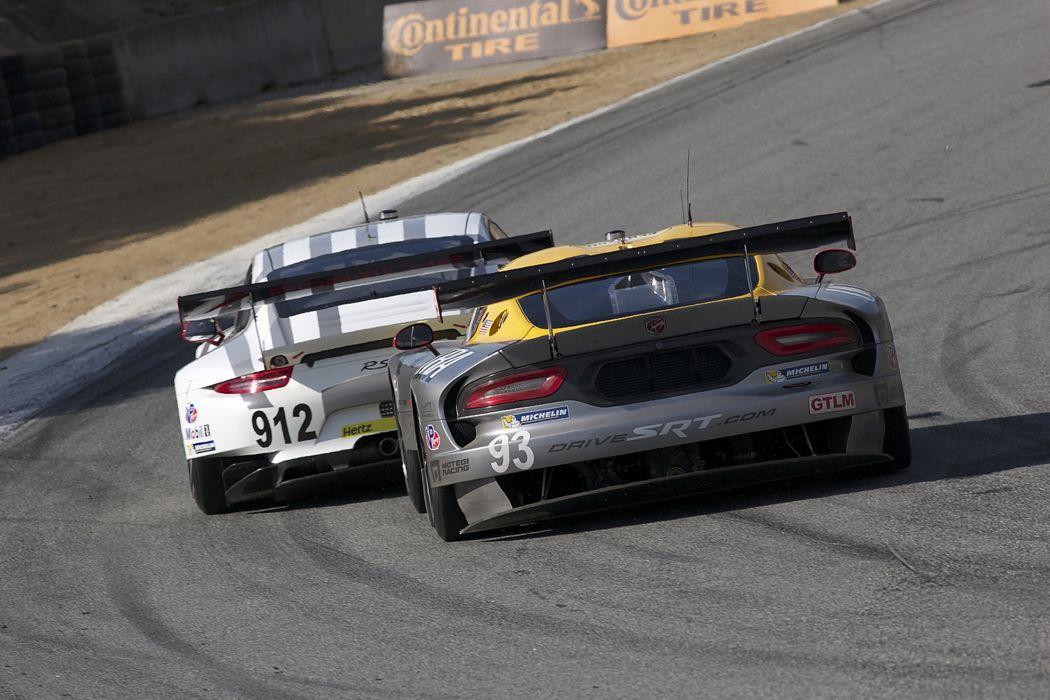 Race Car Supercar Racing SRT Motorsports SRT Viper GTS-R 2 4000x2667 wallpaper