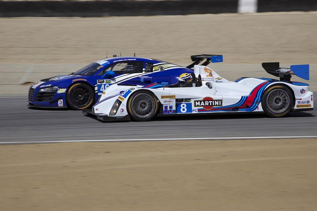 Race Car Supercar Racing Starworks Motorsport Oreca FLM-09 4000x2667 wallpaper