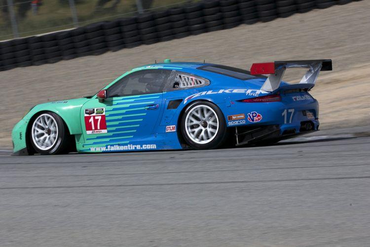 Race Car Supercar Racing Team Falken Tire Porsche 911 RSR 2 4000x2667 wallpaper