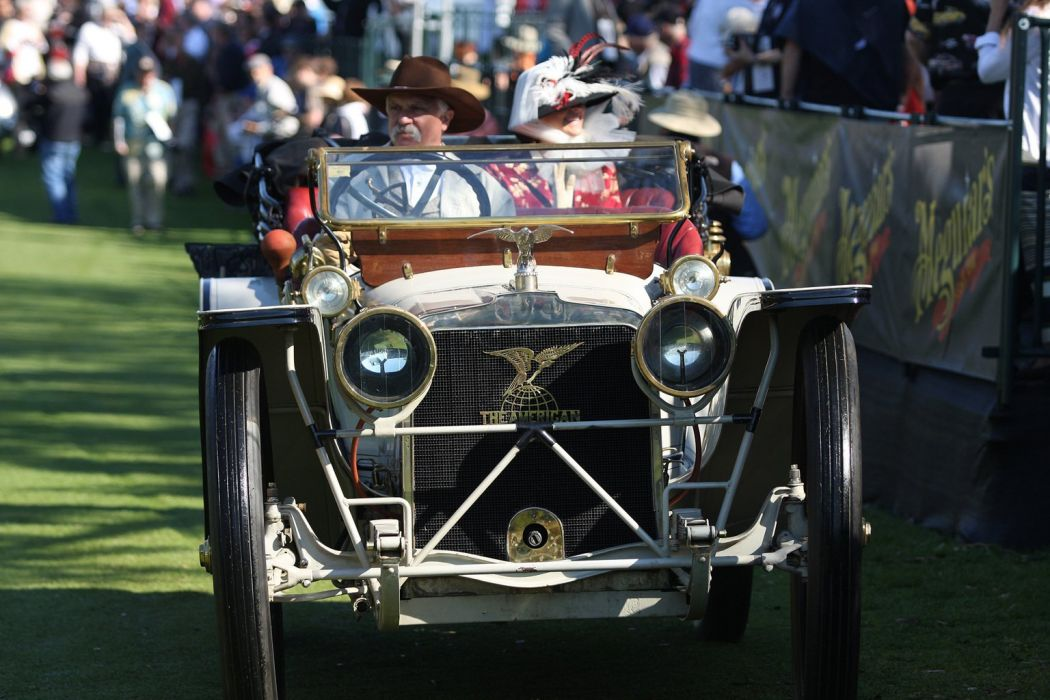 1913 American Underslung Touring Car Vehicle Classic Retro 1536x1024 (4) wallpaper