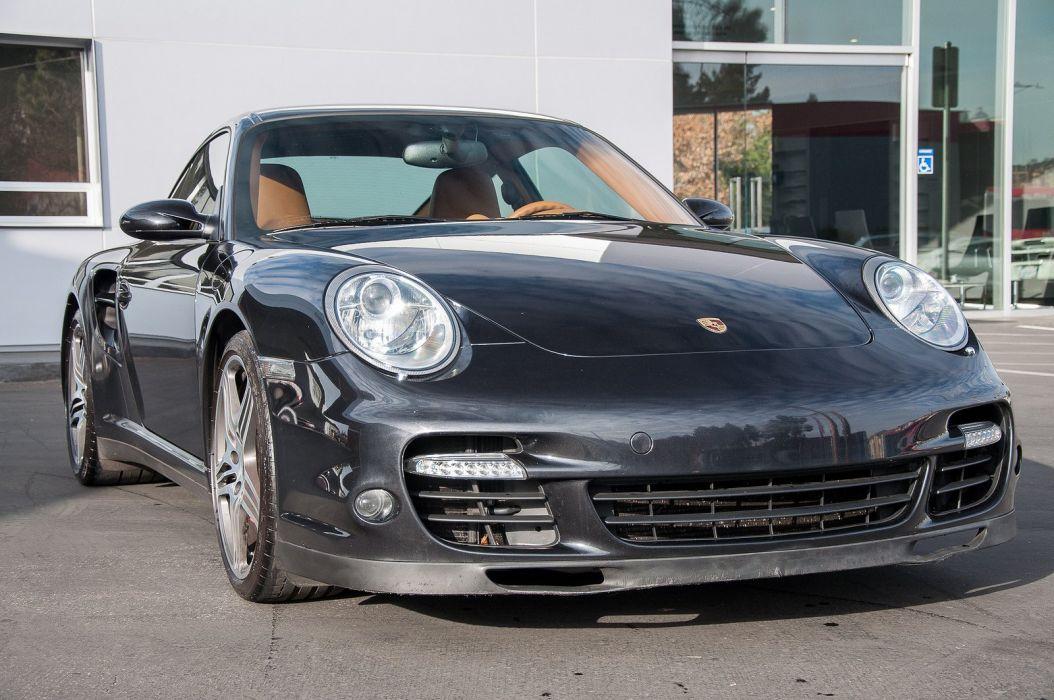 2009 911 997 Porsche Turbo  wallpaper