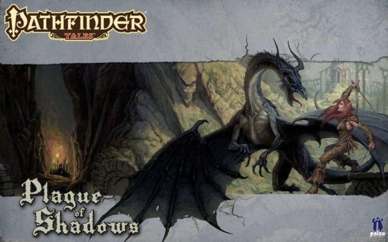 PATHFINDER rpg fantasy dragon board (16) wallpaper