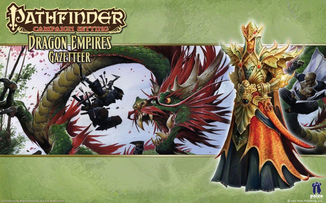 Pathfinder Rpg Fantasy Dragon Board 18 Wallpaper