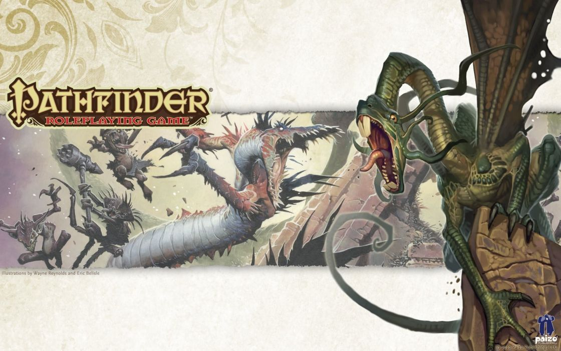 Pathfinder Rpg Fantasy Dragon Board 24 Wallpaper