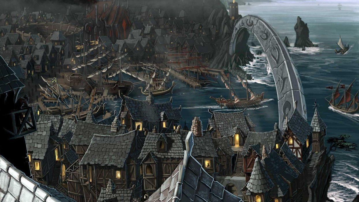 Pathfinder Rpg Fantasy Dragon Board 23 Wallpaper