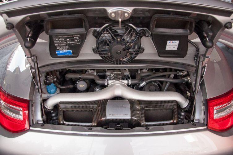 2012 Porsche 911 Turbo S Edition 918 Spyder wallpaper