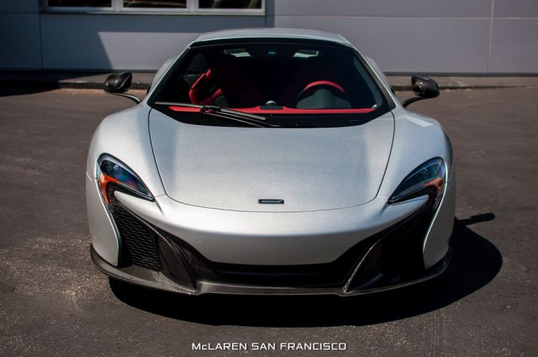 2015 650s car McLaren Silver spider Supercar Supernova vehicle wallpaper wallpaper