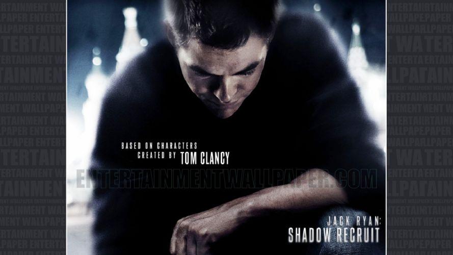 JACK RYAN SHADOW RECRUIT action mystery thriller crime (7) wallpaper