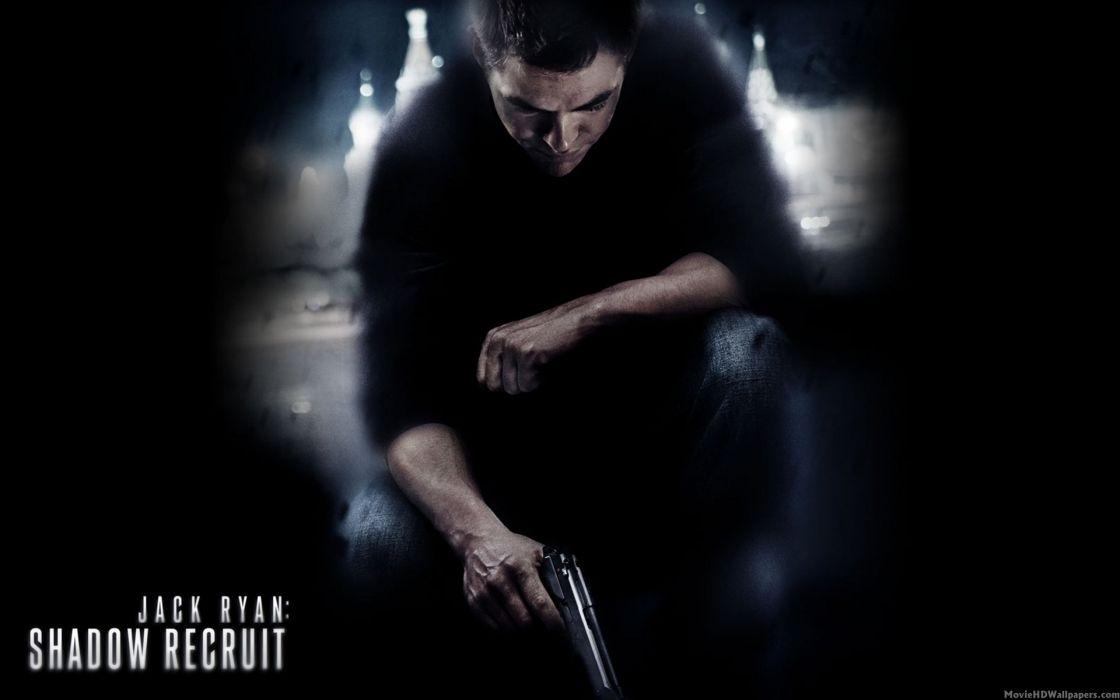 JACK RYAN SHADOW RECRUIT action mystery thriller crime (14) wallpaper