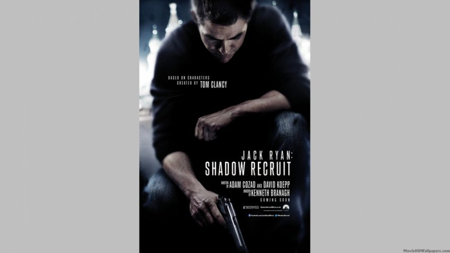 JACK RYAN SHADOW RECRUIT action mystery thriller crime (16) wallpaper