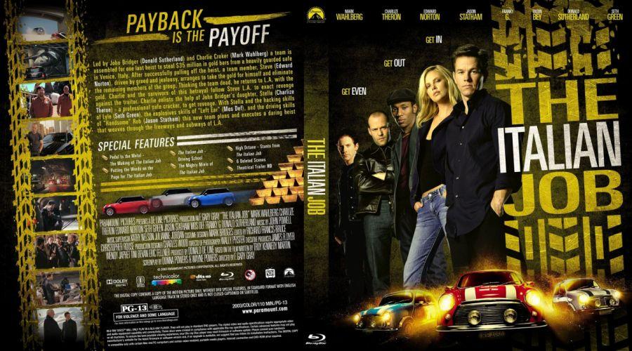 ITALIAN-JOB action crime thriller italian job (12) wallpaper