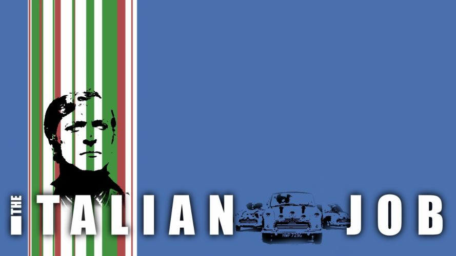 ITALIAN-JOB action crime thriller italian job (28) wallpaper