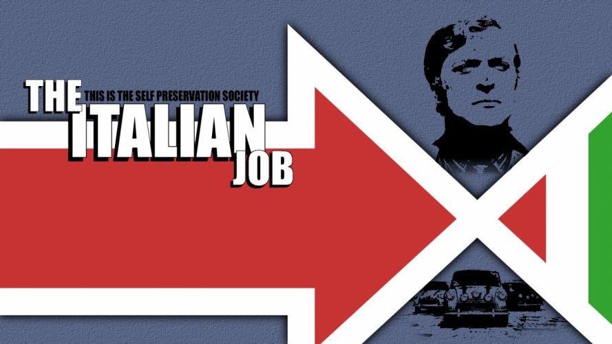 ITALIAN-JOB action crime thriller italian job (29) wallpaper