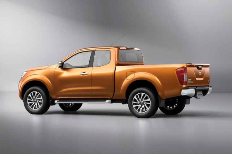 2014 Nissan NP300 Navara Pickup wallpaper