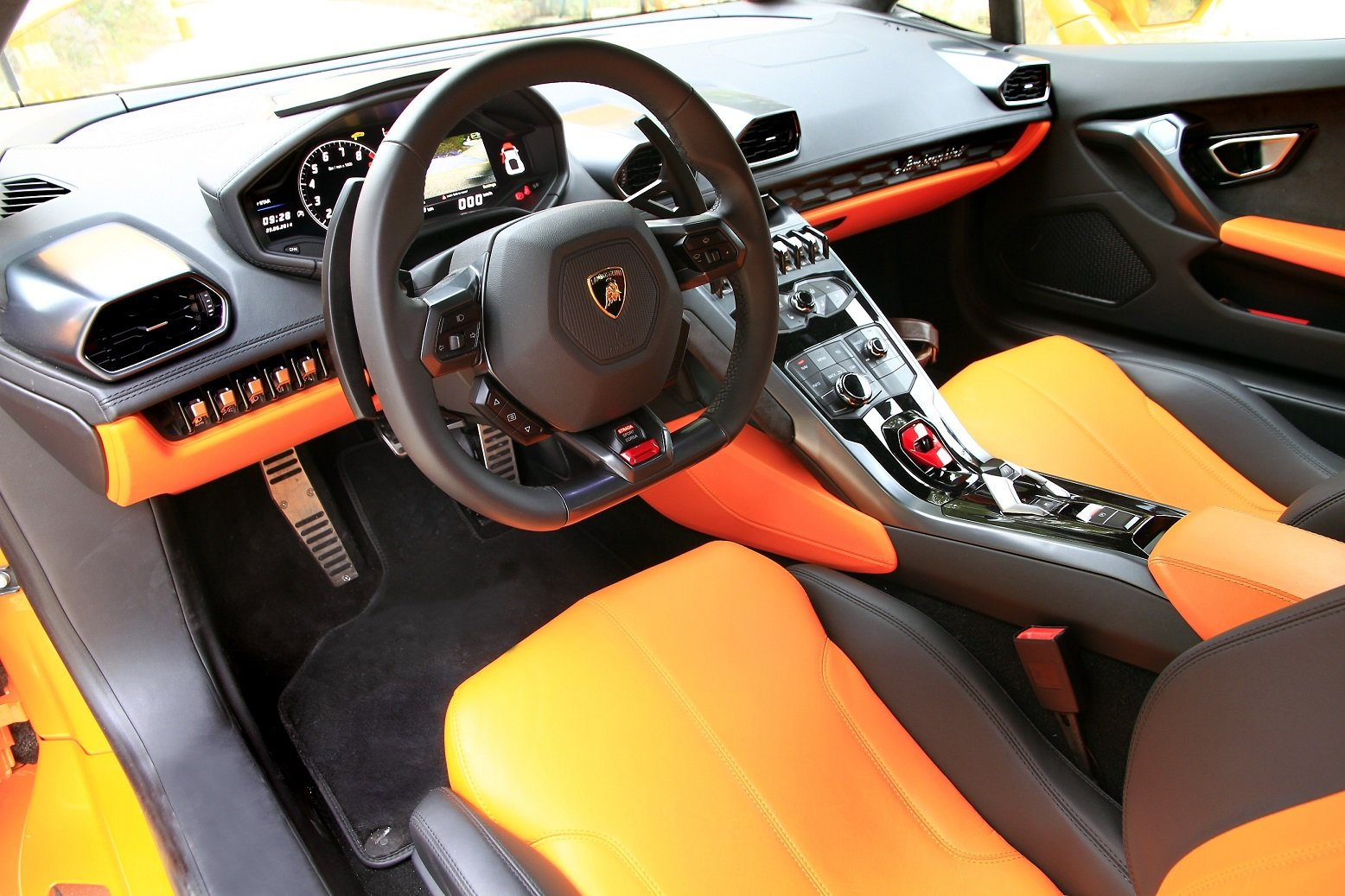 2014 610 4 huracan lamborghini lb724 orange supercar wallpaper 1556x1037 389999 wallpaperup