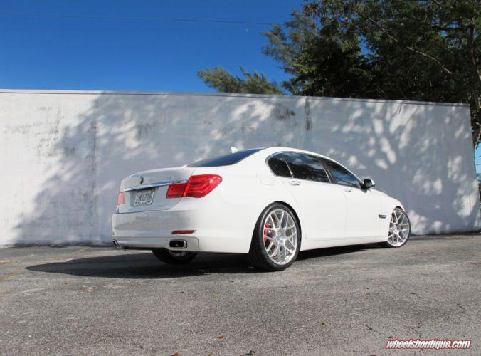 BMW 7 sA wallpaper