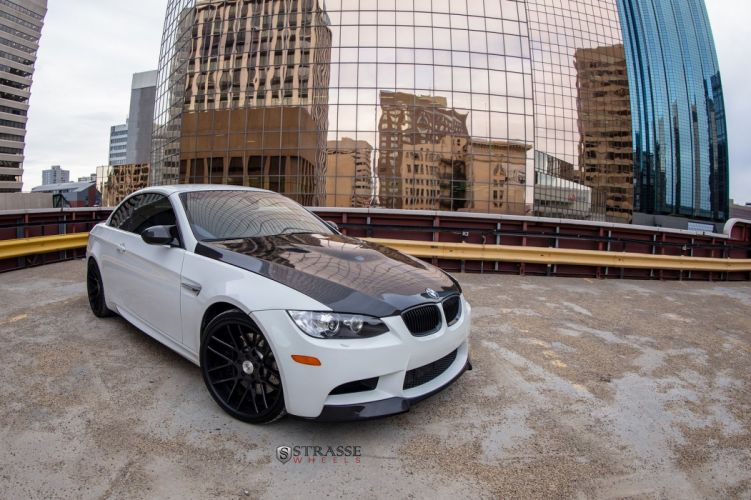 BMW e92 strasse Tuning wheels convertible m3 wallpaper