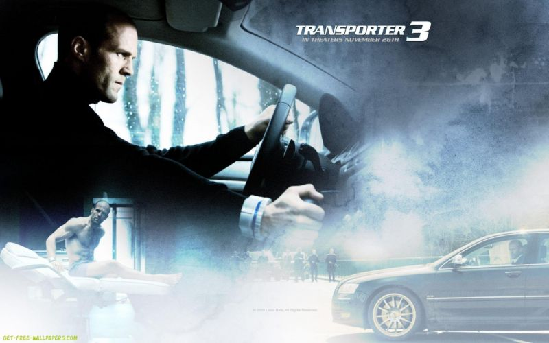 TRANSPORTER action crime thriller (15) wallpaper