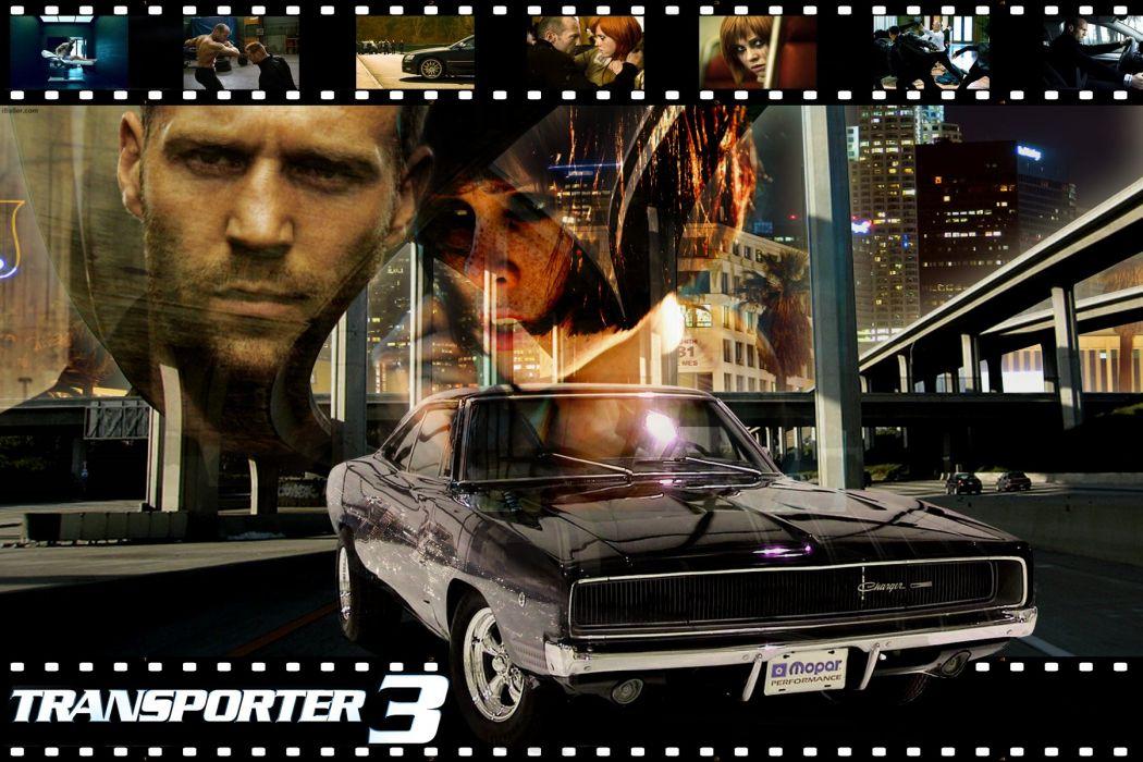 TRANSPORTER action crime thriller (12) wallpaper