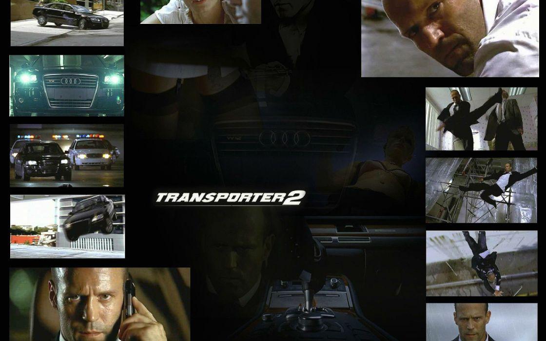 TRANSPORTER action crime thriller (24) wallpaper