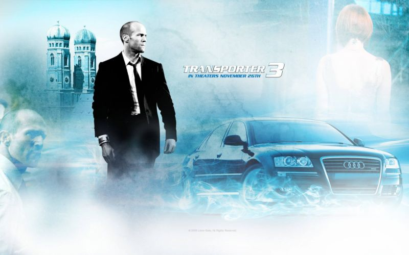 TRANSPORTER action crime thriller (35) wallpaper