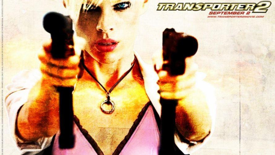 TRANSPORTER action crime thriller (40) wallpaper