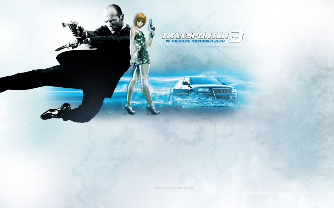 TRANSPORTER action crime thriller (58) wallpaper