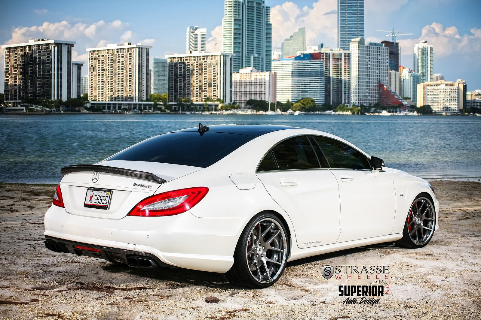 mercedes cls63 amg strasse wheels tuning cars white. Black Bedroom Furniture Sets. Home Design Ideas