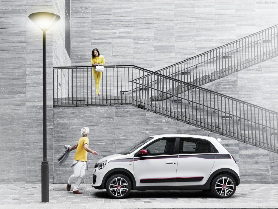 Renault Twingo 2014 cars french  wallpaper