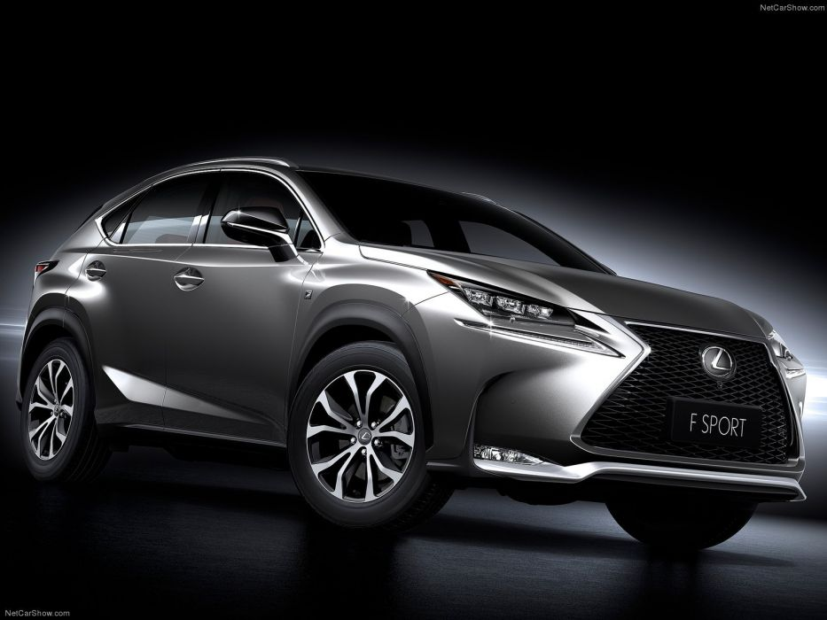 2014 awd Lexus n x suv wallpaper
