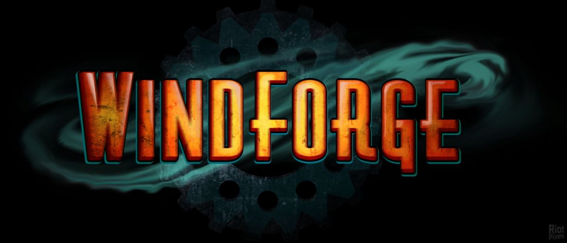 WINDFORGE scrolling fantasy steampunk shooter rpg wallpaper