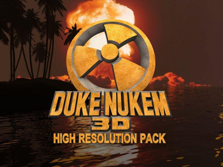 DUKE NUKEM shooter action warrior (8) wallpaper