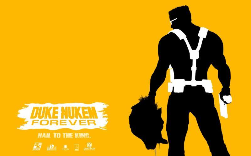 DUKE NUKEM shooter action warrior (13) wallpaper
