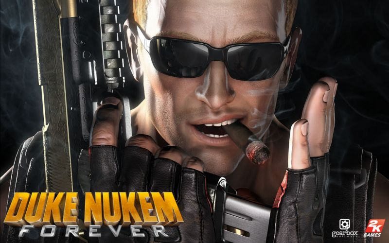 DUKE NUKEM shooter action warrior (25) wallpaper