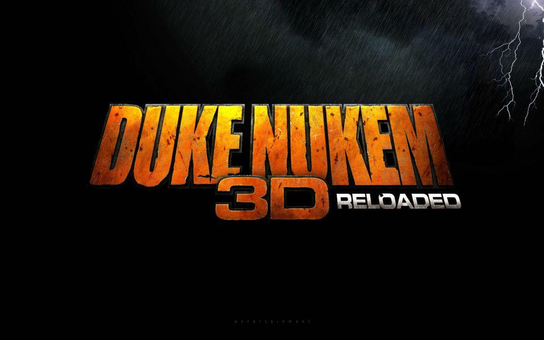 DUKE NUKEM shooter action warrior (70) wallpaper