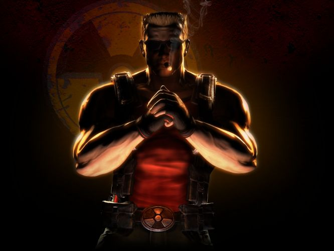 DUKE NUKEM shooter action warrior (85) wallpaper