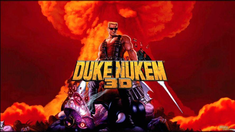 DUKE NUKEM shooter action warrior (91) wallpaper