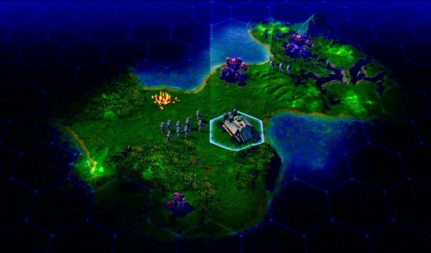 CIVILIZATION BEYOND EARTH turn-based strategy 4-X sci-fi (8) wallpaper