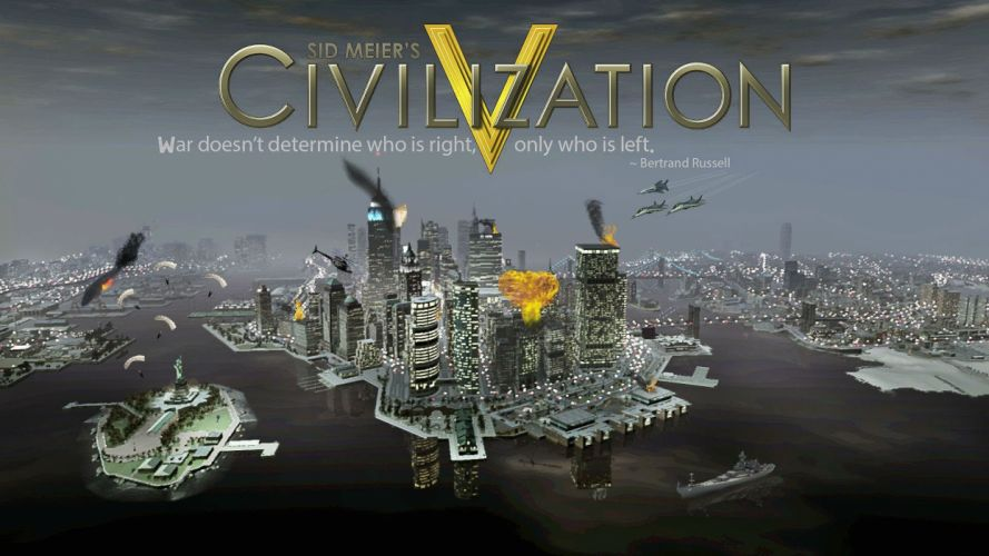 CIVILIZATION-V turn-based strategy fantasy civilization fantasy 4-X (9) wallpaper